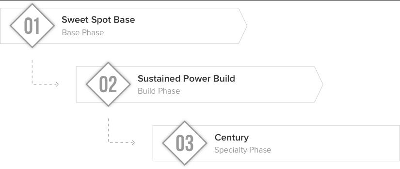 century-training-phases