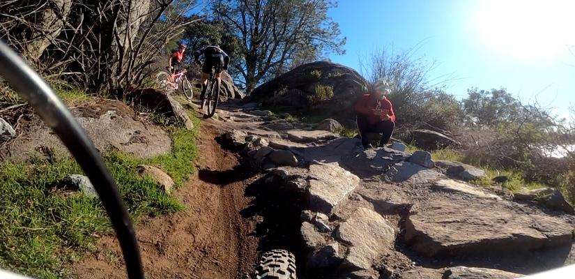 How XC Pros Ride Rock Gardens