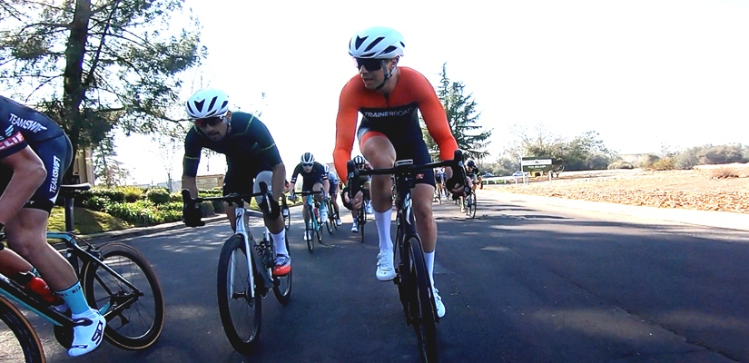 How to Communicate Mid Race in Cycling