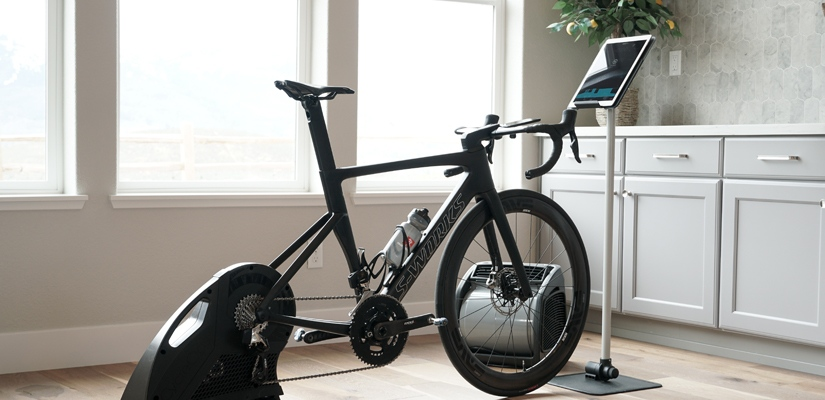 Getting started with TrainerRoad is easy. You'll need a trainer, device, and a fan.