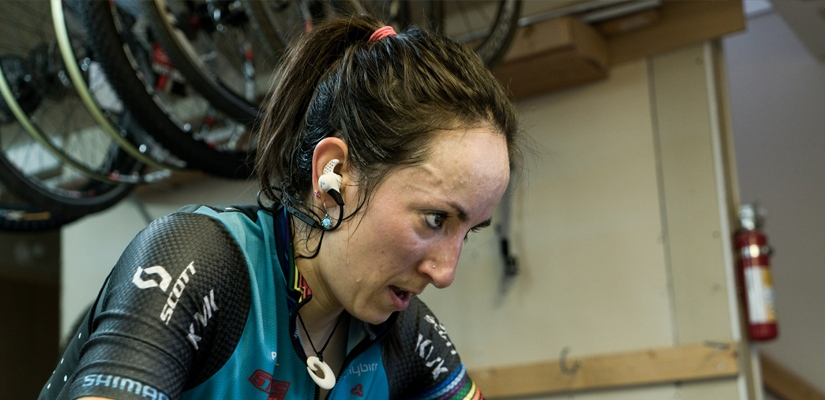 how to breathe more efficiently while cycling