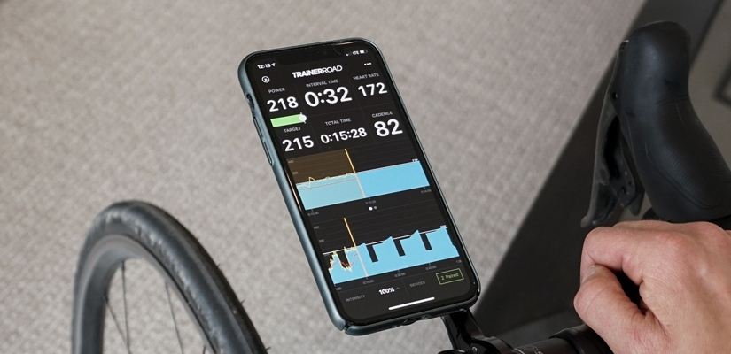 Cycling motivation for tough workouts