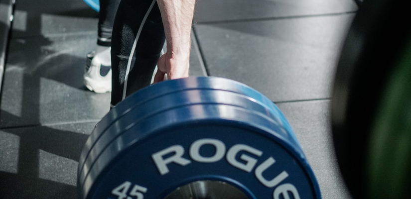 The deadlift works the main muscles used in cycling.