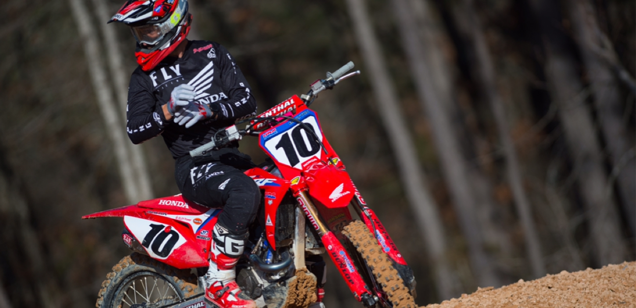 Professional Supercross racer Justin Brayton uses cycling and TrainerRoad to get faster.