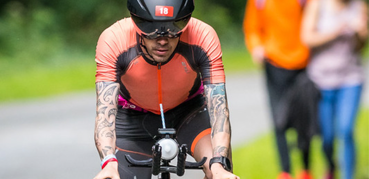 Joe Byrne's journey from full-distance triathlon to road racing success.
