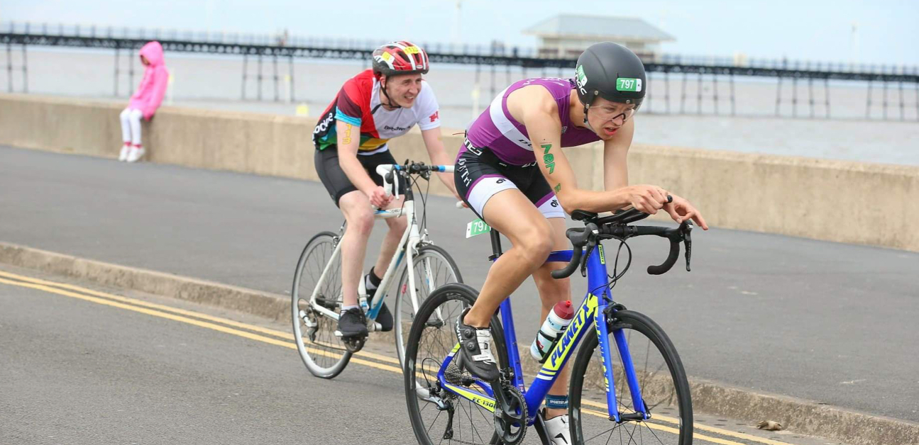 Triathlete Jamie Berry used good nutrition and TrainerRoad to recover from RED-S
