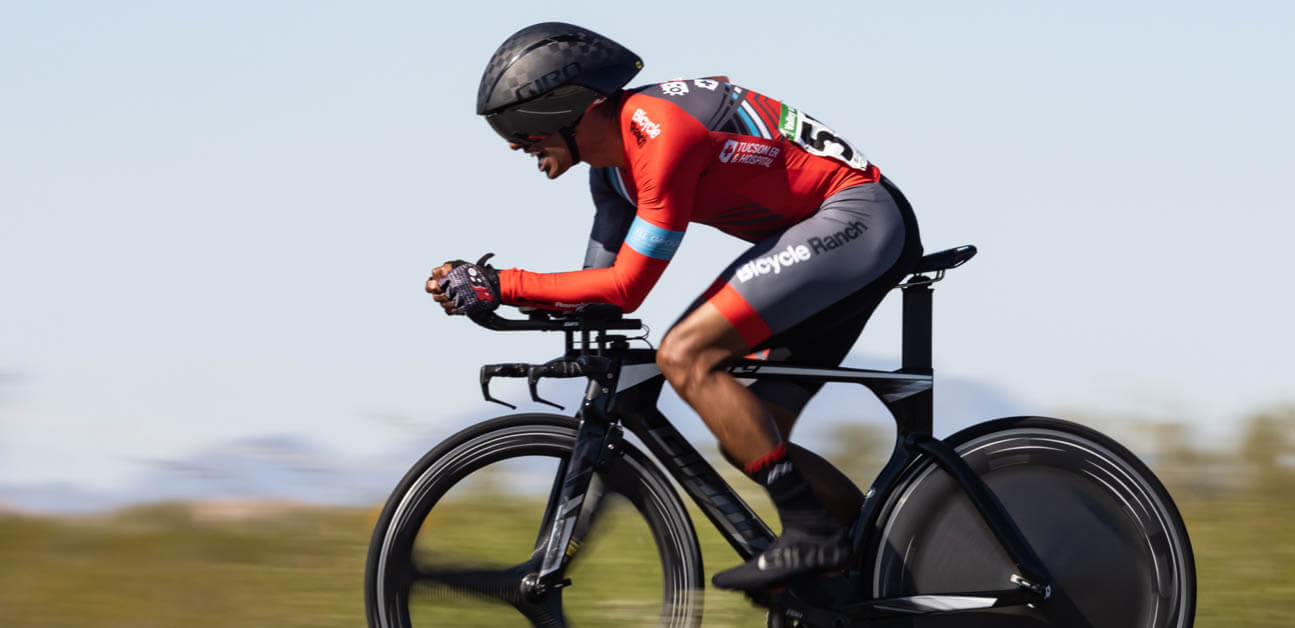 How to improve your time trial with structured training